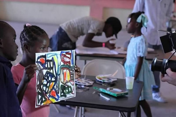Haiti Art Day Celebration Project