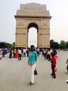 India Travels - India Gate