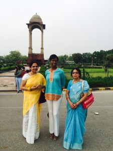 india trip india gate