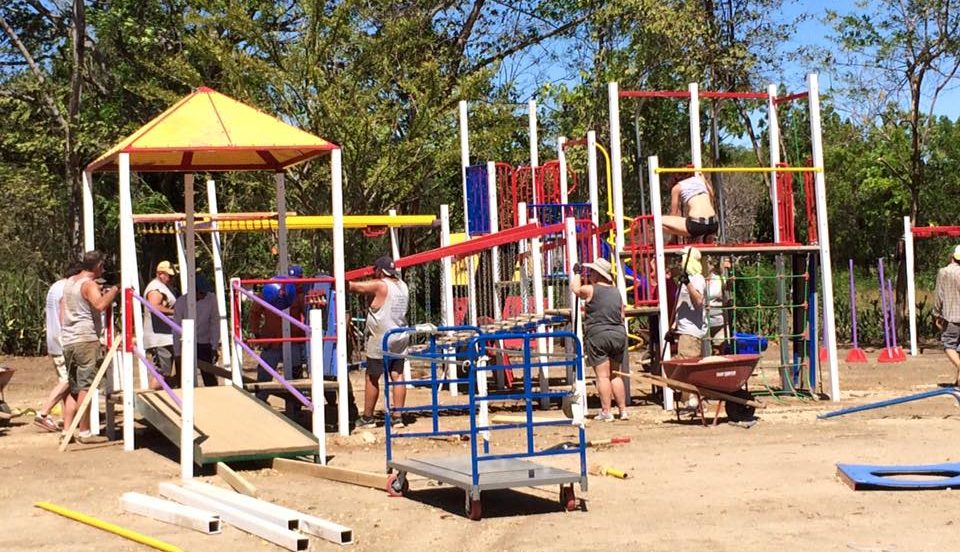 Playground project - Keoma