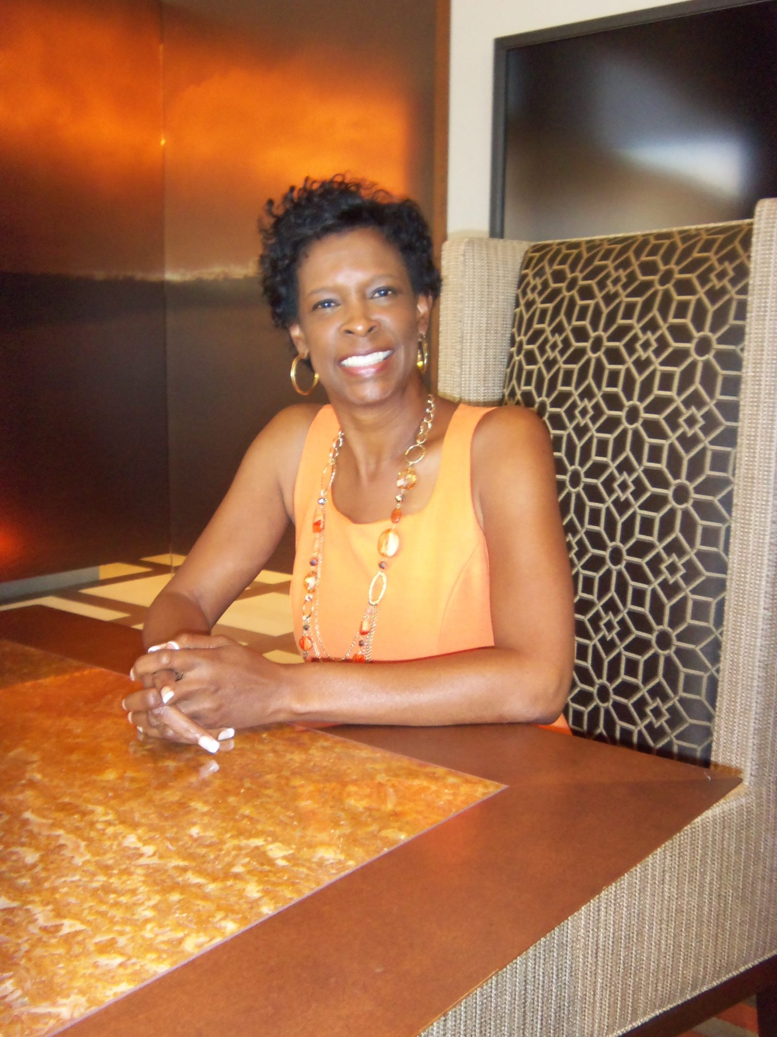 Roslyn Parker : President and CEO
