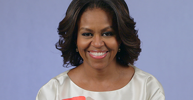 First lady promotes international travel