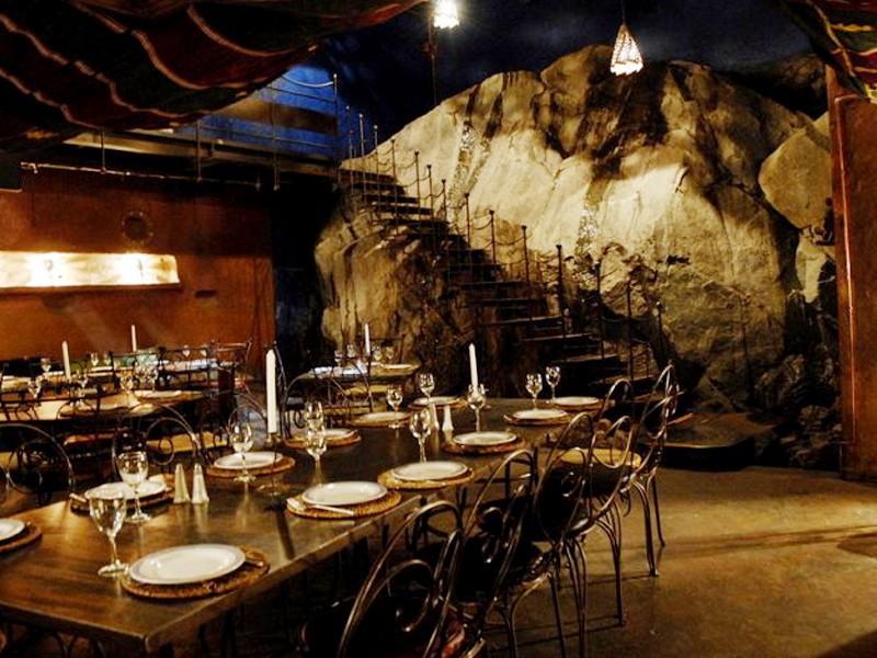 Moyo's Restaurant Melrose Arch