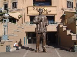 South Africa Nelson Mandela Square