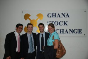 Stanford University Student travel to do good to Ghana