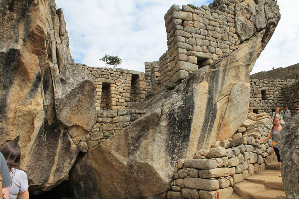 Machu piccho ruins