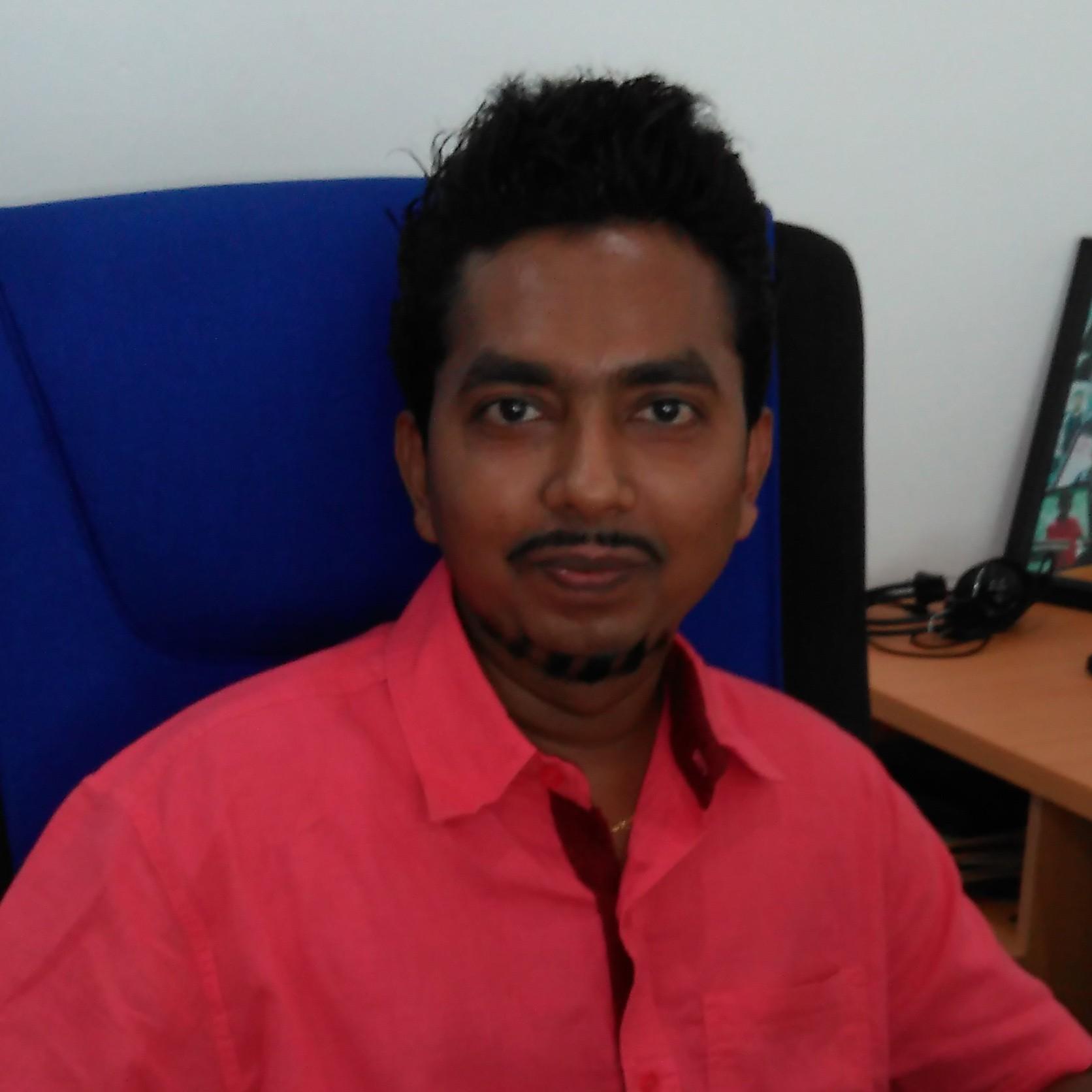 Nadun Peushan : Director of Digital Marketing