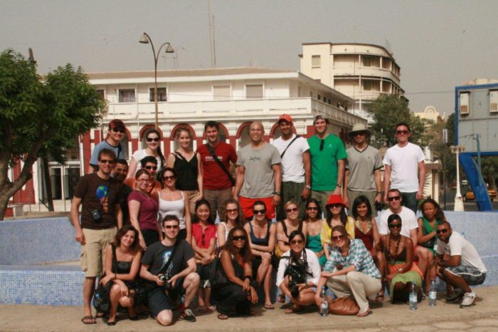Volunteer Travel Planning for Groups