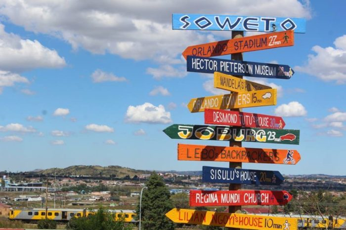 Travel to South Africa with the Global Intent