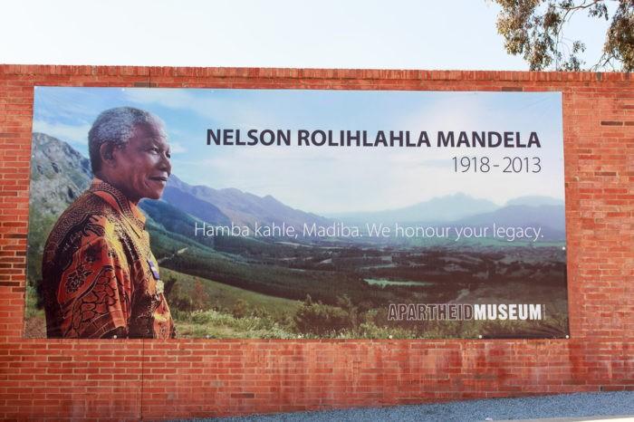 Nelson Mandela Centenary Celebration Tour