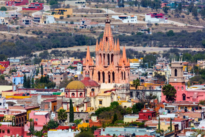 San Miguel Allende Mexico Teacher Give Back and Get Away