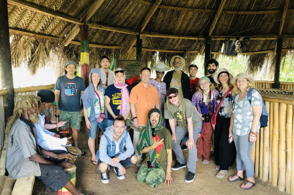 Reggae Enthusiasts On A Musical Journey