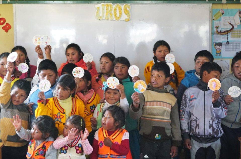 The Global Mandala Reaches Peru