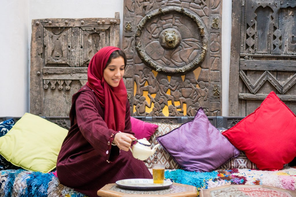Moroccan culture and heritage