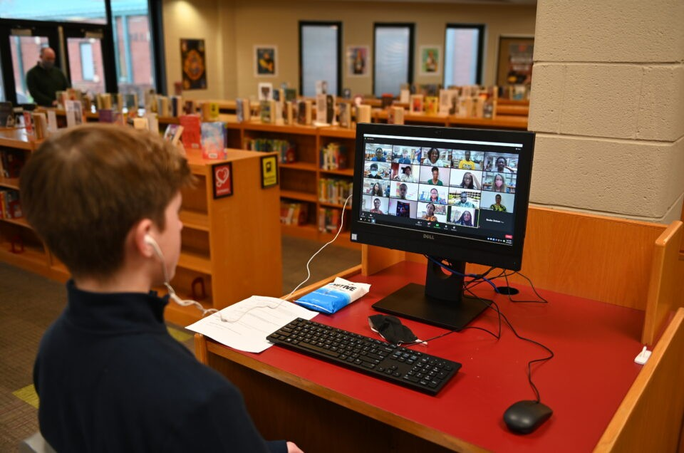 FORT MILL MIDDLE SCHOOL STUDENTS TAKE VIRTUAL FIELD TRIP TO GHANA