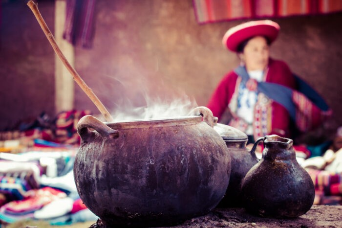 Andean Traditions from Curandera with Shaman Vilma