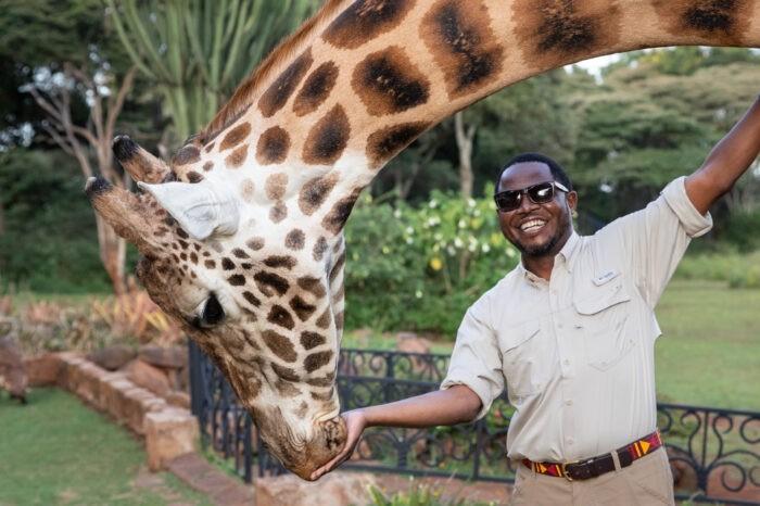 Kenya Safari and People to People VISA
