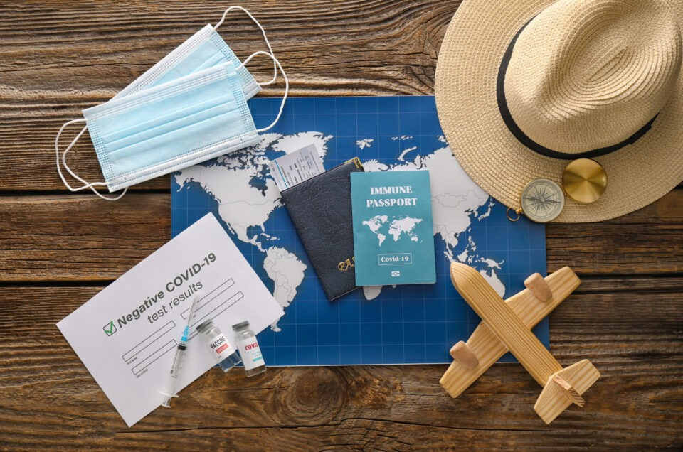 International Travel and Covid